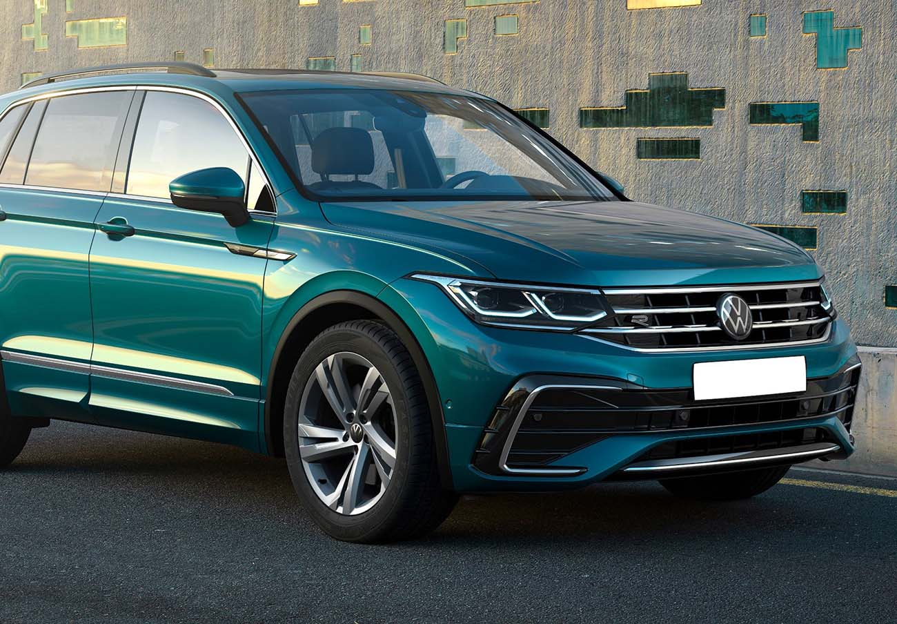 Alertan de un defecto en el módulo orientable del enganche para remolques del Volkswagen Tiguan