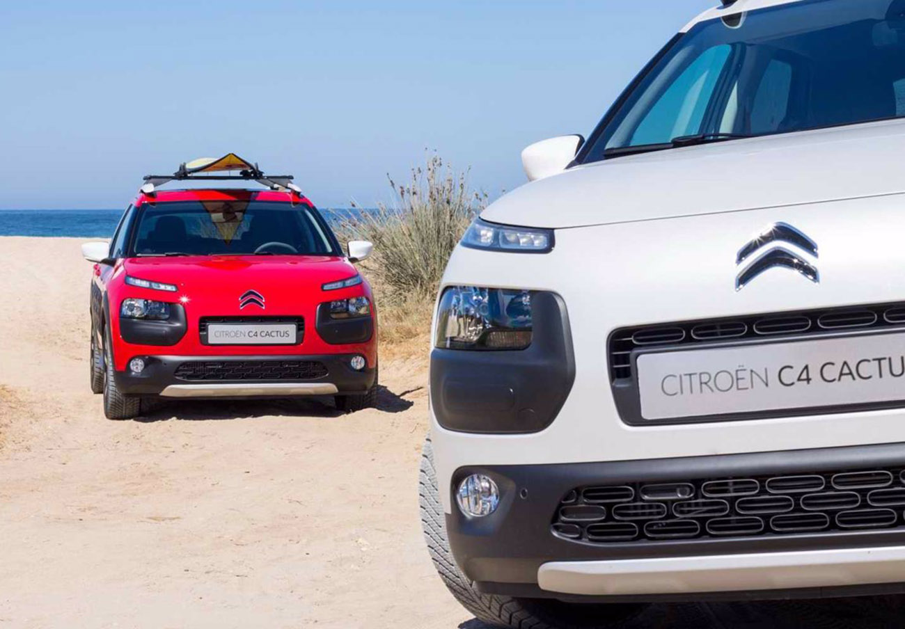 Llaman a revisión a más de 31.000 vehículos Citroën y Peugeot por un problema en los frenos