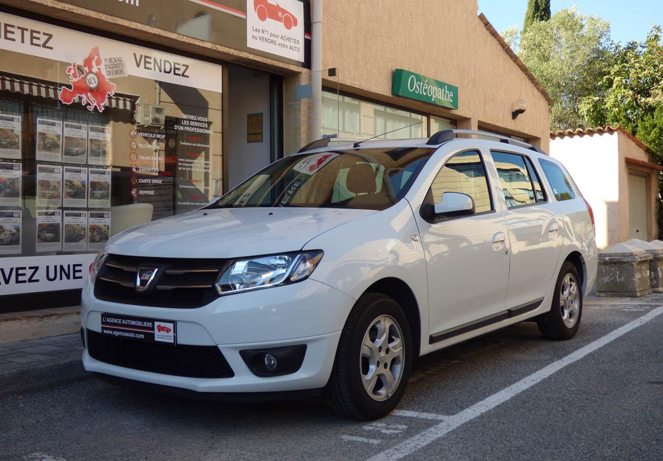Consumo alerta de un error en el control electrónico de estabilidad de los Dacia Logan II MCV