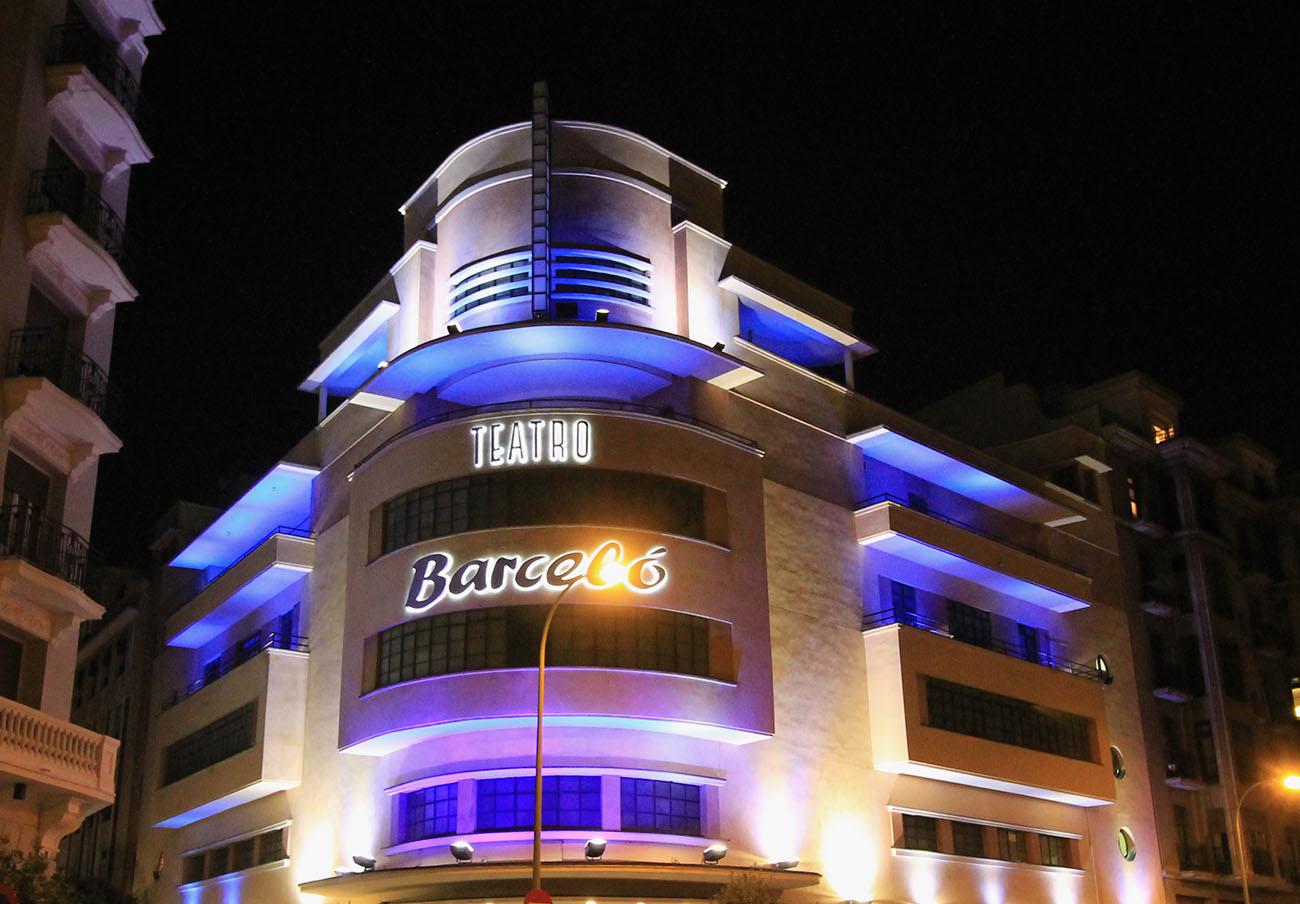 FACUA denuncia a Teatro Barceló por saltarse las medidas sanitarias con una fiesta