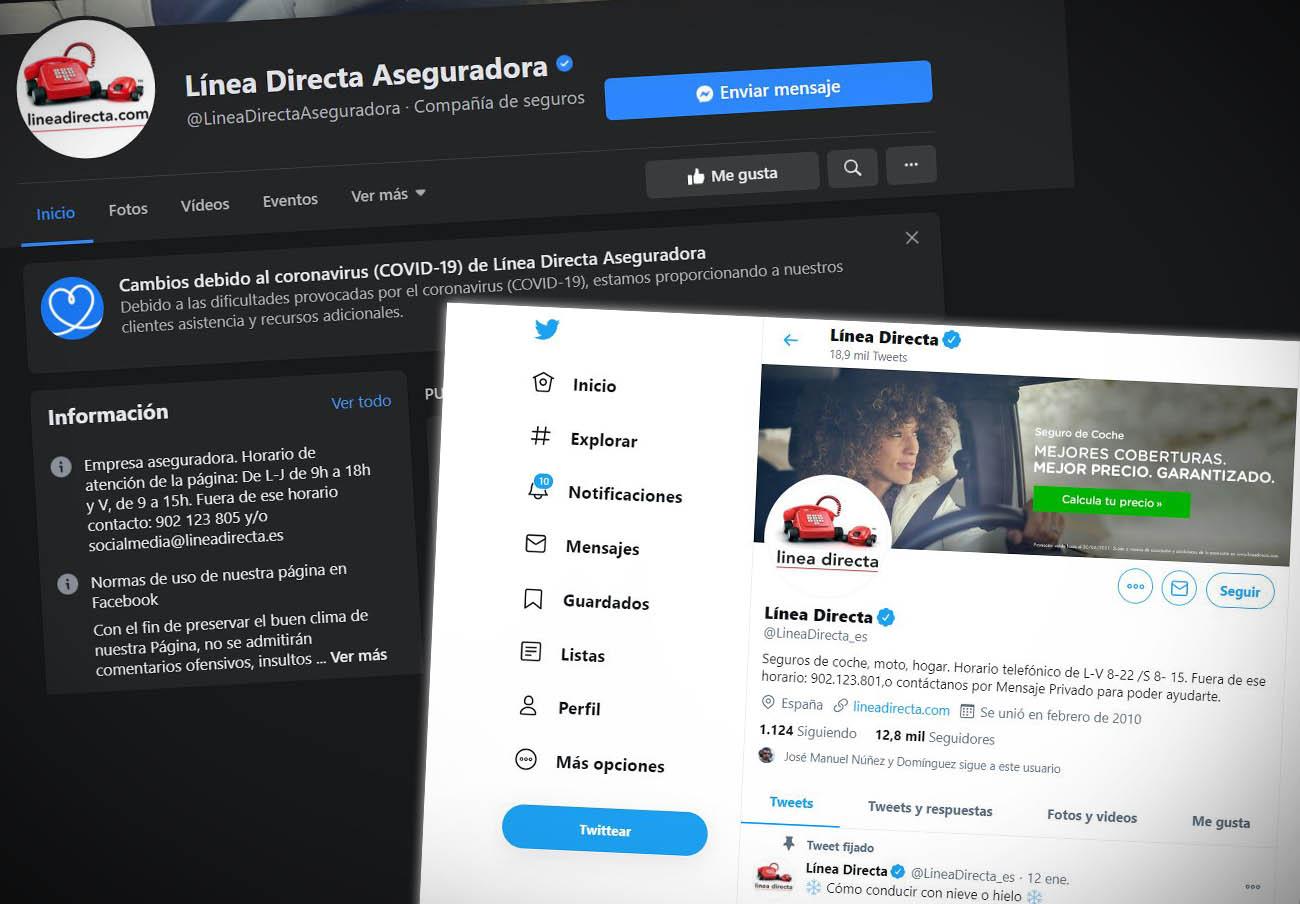 FACUA denuncia a Línea Directa por no disponer de líneas gratuitas para la atención a los consumidores