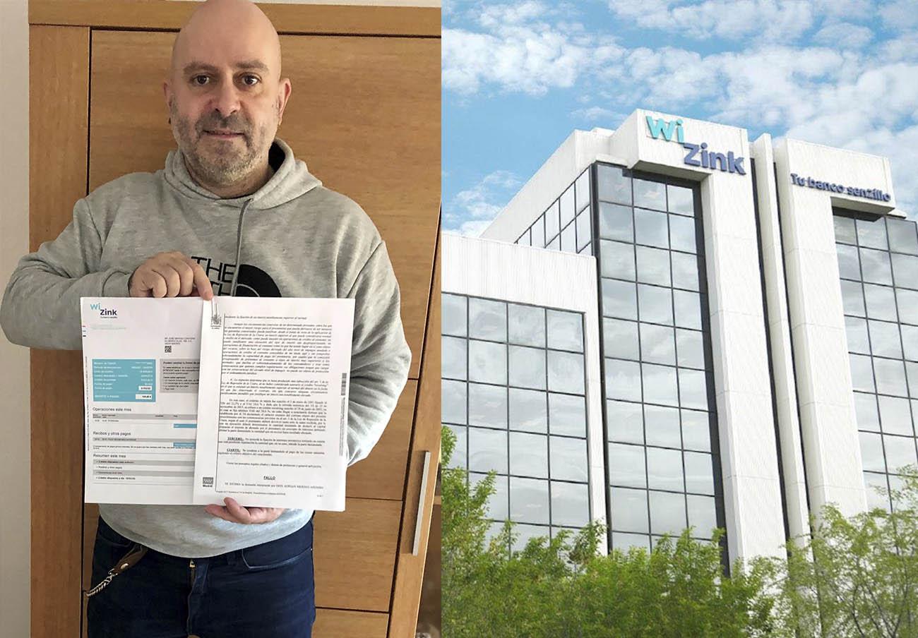 Usura: Hereda una deuda de 10.000 euros con Wizink y el banco acaba obligado a devolverle 18.000