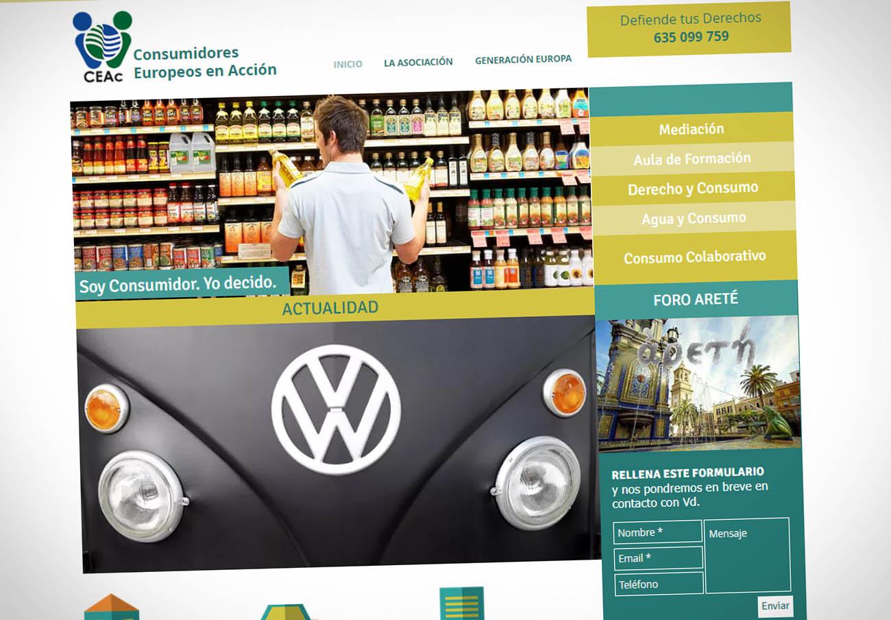 La falsa asociación de consumidores de un exdirigente del PP de Cádiz, denunciada en Protección de Datos
