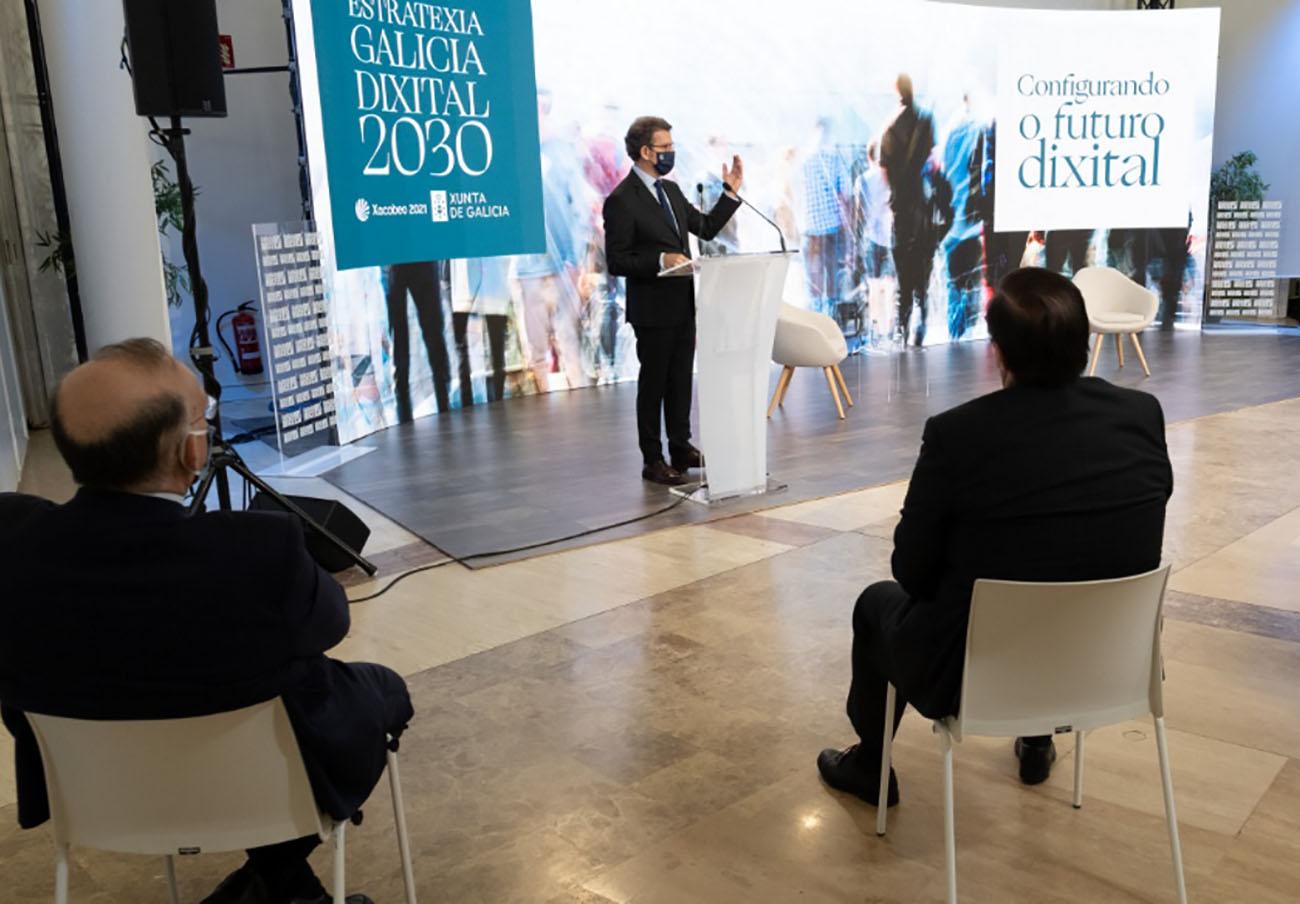 FACUA Galicia participa en el Foro de la Estrategia Digital de Galicia 2030