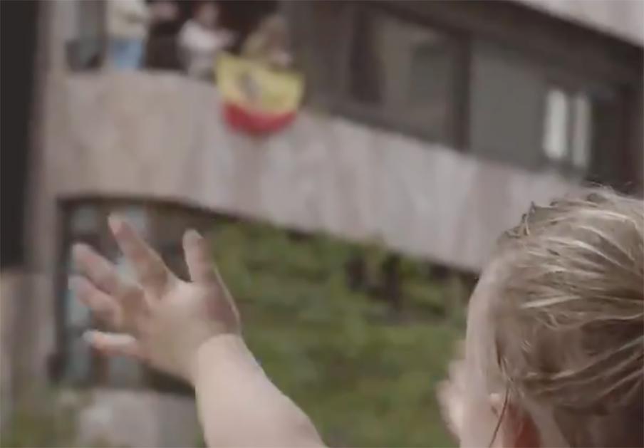 Un momento del vídeo promocional de la Junta de Andalucía para el 28F. | Imagen: Junta de Andalucía.