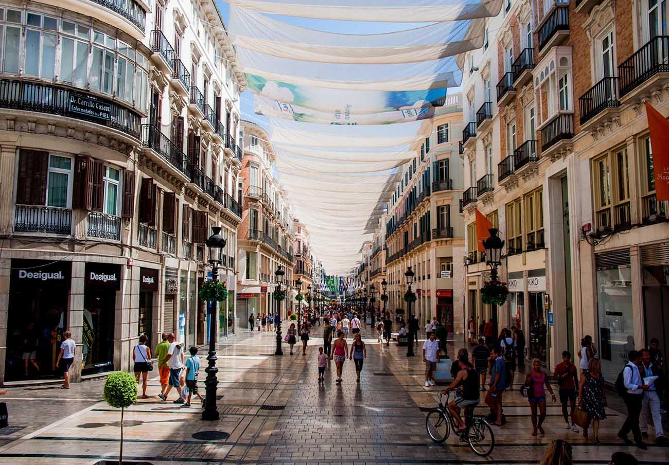 FACUA Málaga y otras organizaciones instan al Ayuntamiento a convocar el Consejo Sectorial de Comercio