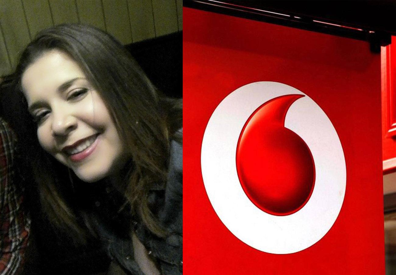 Vodafone devuelve a una socia de FACUA 1.215 euros que le cobró durante 2 años aunque ya no era cliente