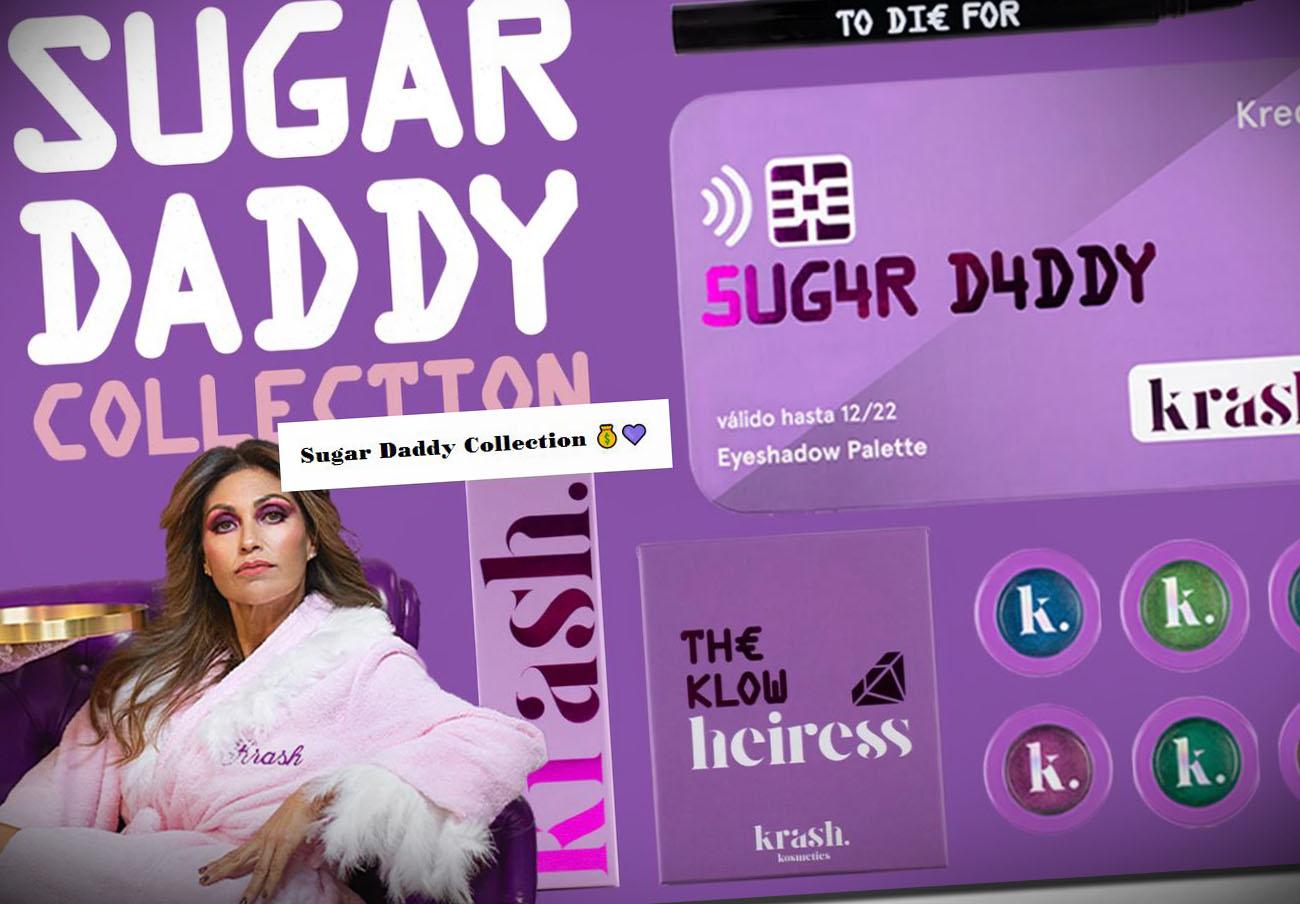 Tras la denuncia de FACUA por blanquear la prostitución, Krash Kosmetics retira su maquillaje Sugar Daddy