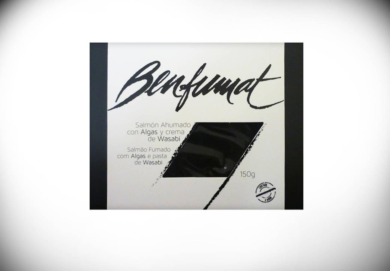 Alertan de la presencia de mostaza no declarada en varios productos de salmón ahumado marca BenFumat