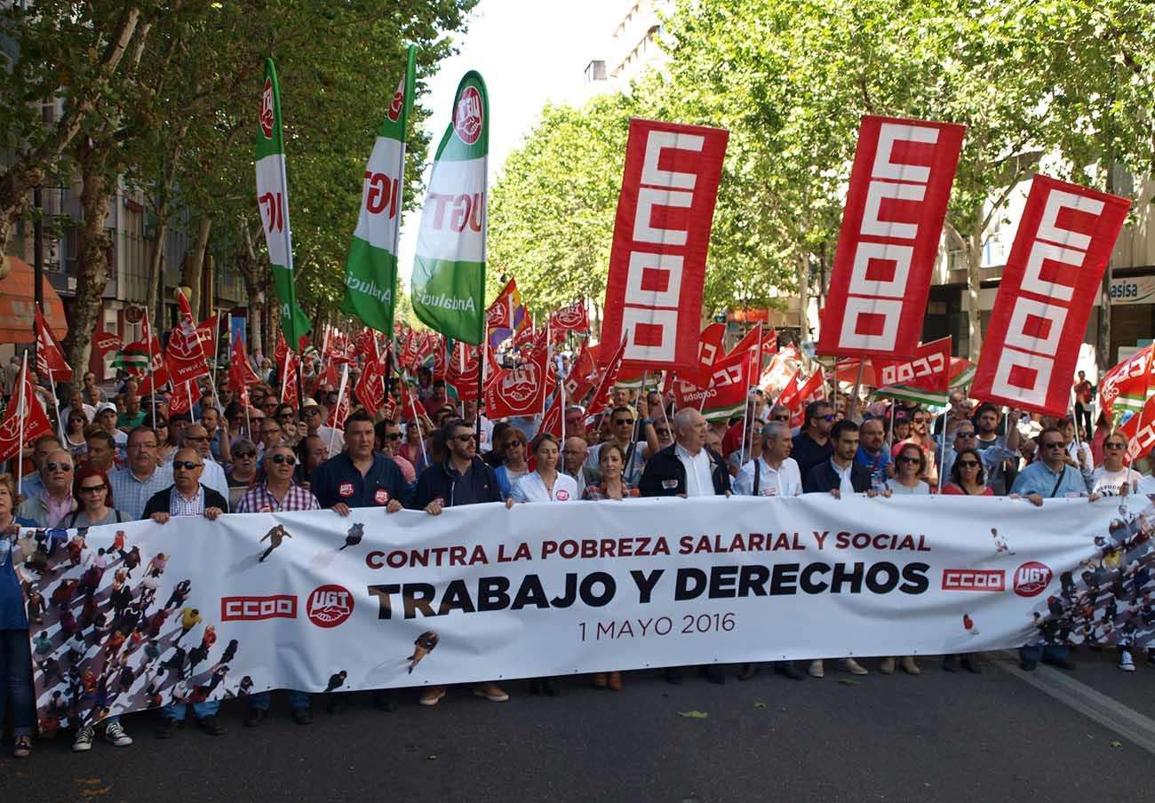 FACUA Sevilla se suma a las reivindicaciones sociales y laborales del Día de los Trabajadores