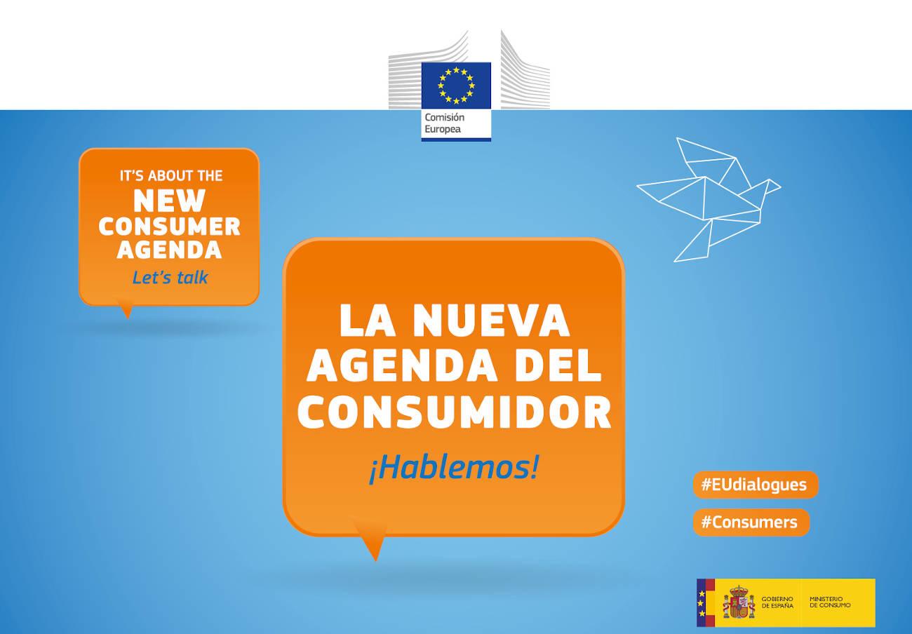 FACUA participa en unas jornadas online sobre consumo de la Comisión Europea y el Ministerio de Consumo