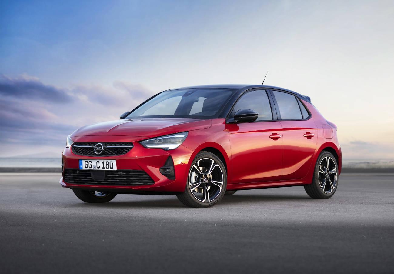 Alertan de un error en el valor de bombeo de las ruedas del Opel Corsa F