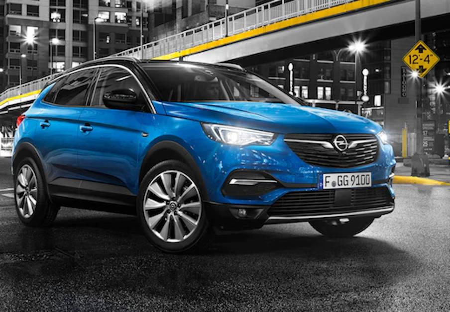 Consumo alerta de un error en el cojín del asiento del pasajero del Opel Grandland X