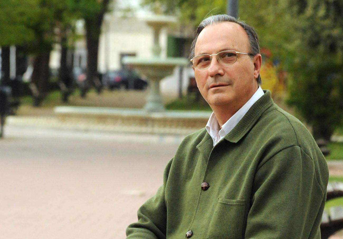 El presidente de FACUA Castilla y León, Jesús Ulloa.