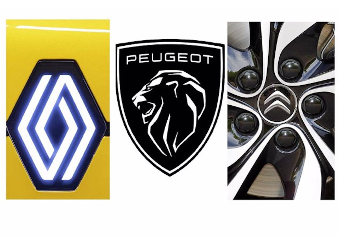 El Supremo confirma las multas de la CNMC por 48 millones a Renault, Peugeot y Citroën