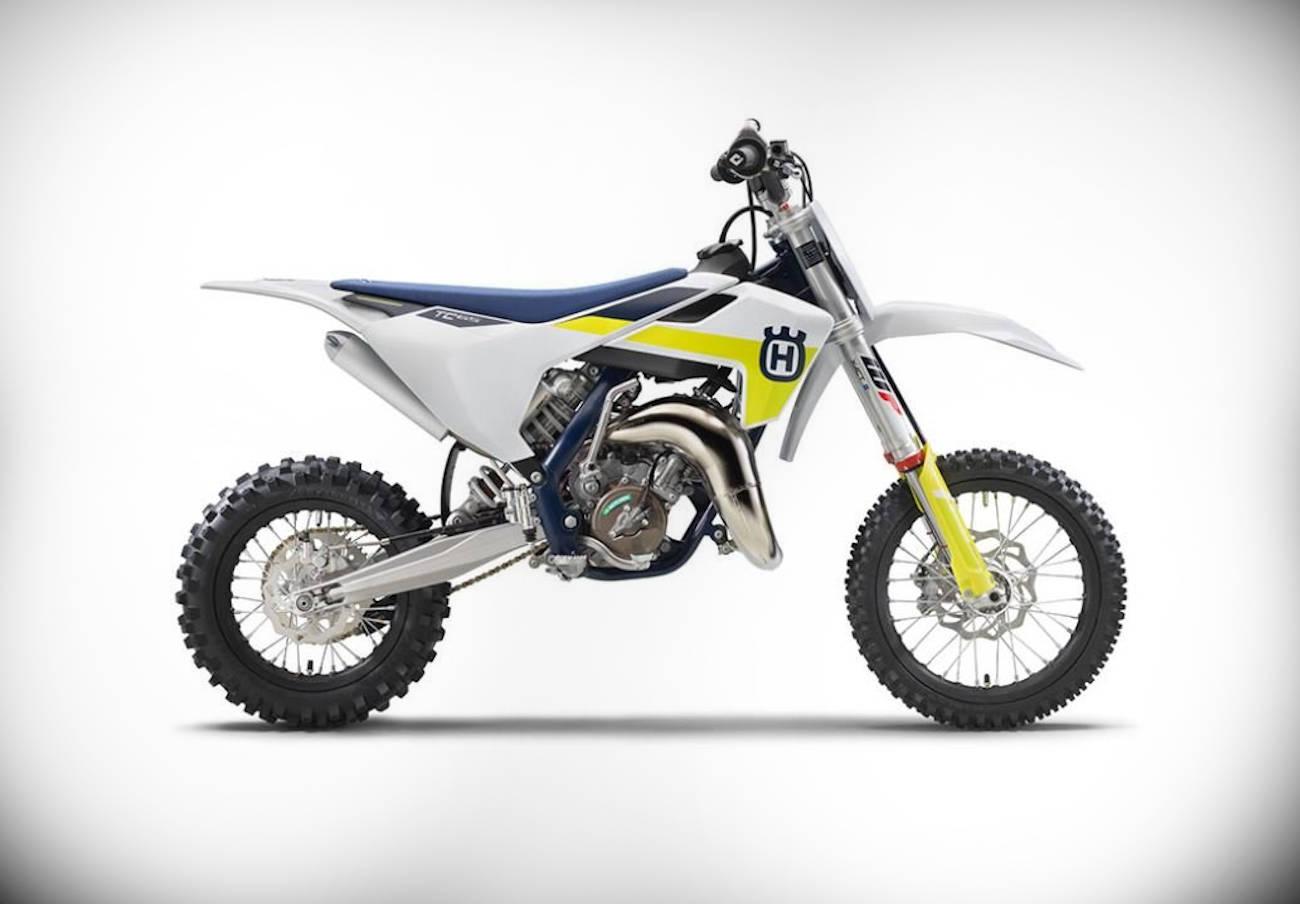 Alertan de un defecto en la cadena de transmisión de las motocicletas Husqvarna modelos TC, FC y FS