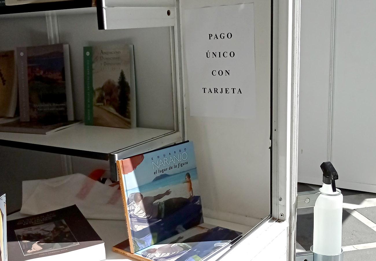 Feria del Libro de Badajoz: FACUA advierte a la Diputación de que no puede impedir el pago en efectivo