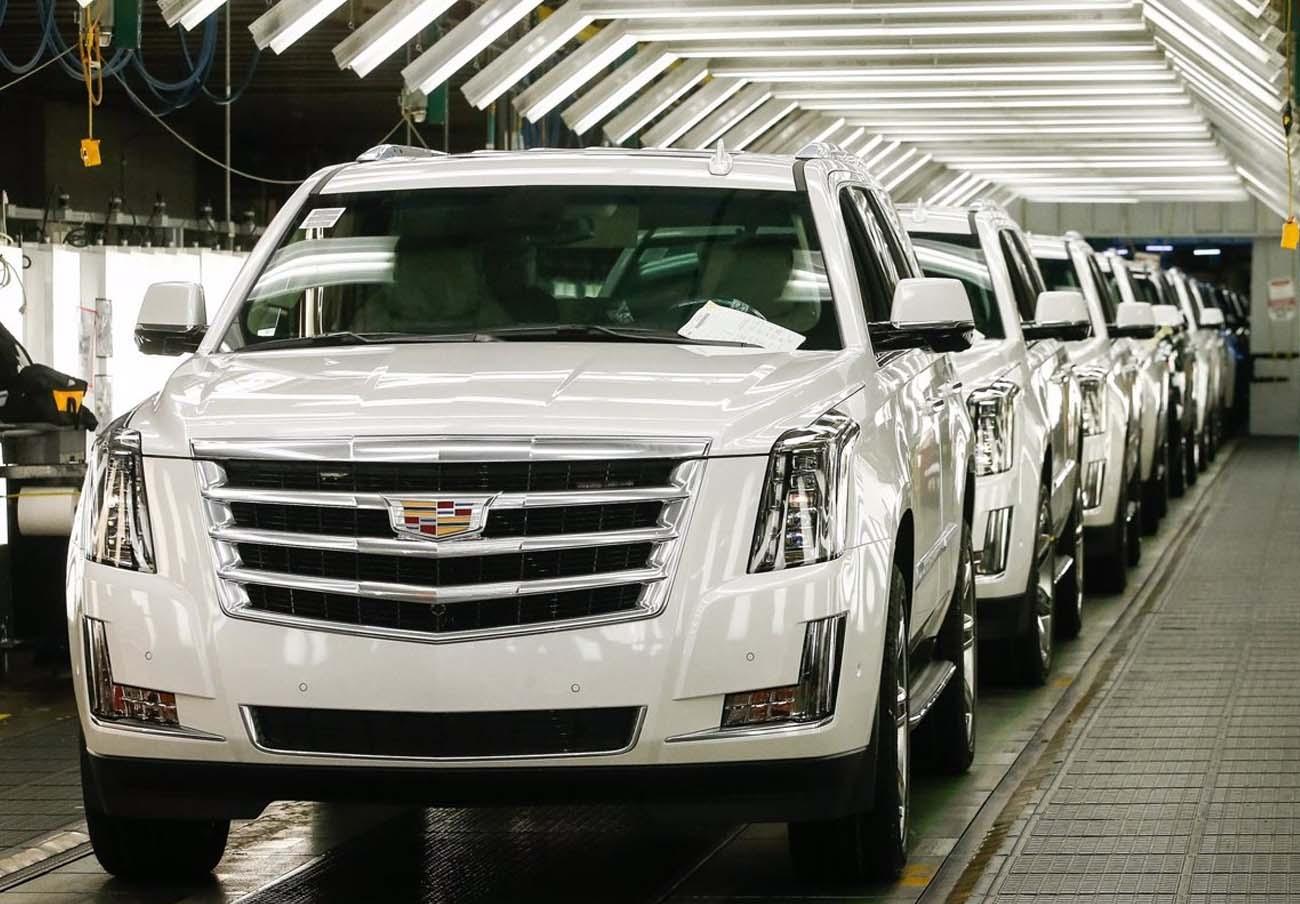 General Motors llama a revisión a 285.000 vehículos en Norteamérica por un problema en los airbags