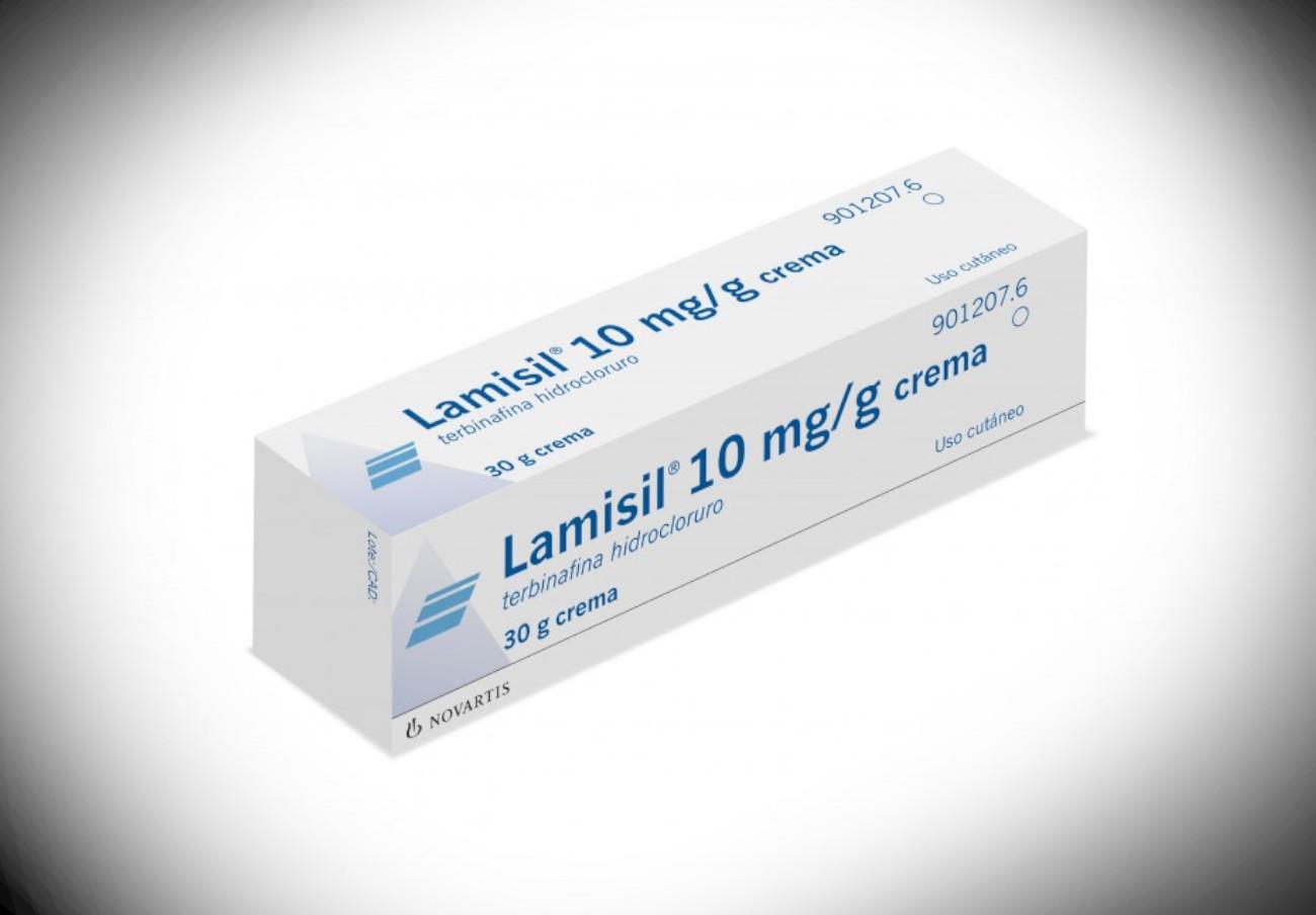 Retiran un lote de crema Lamisil por no presentar el etiquetado en español