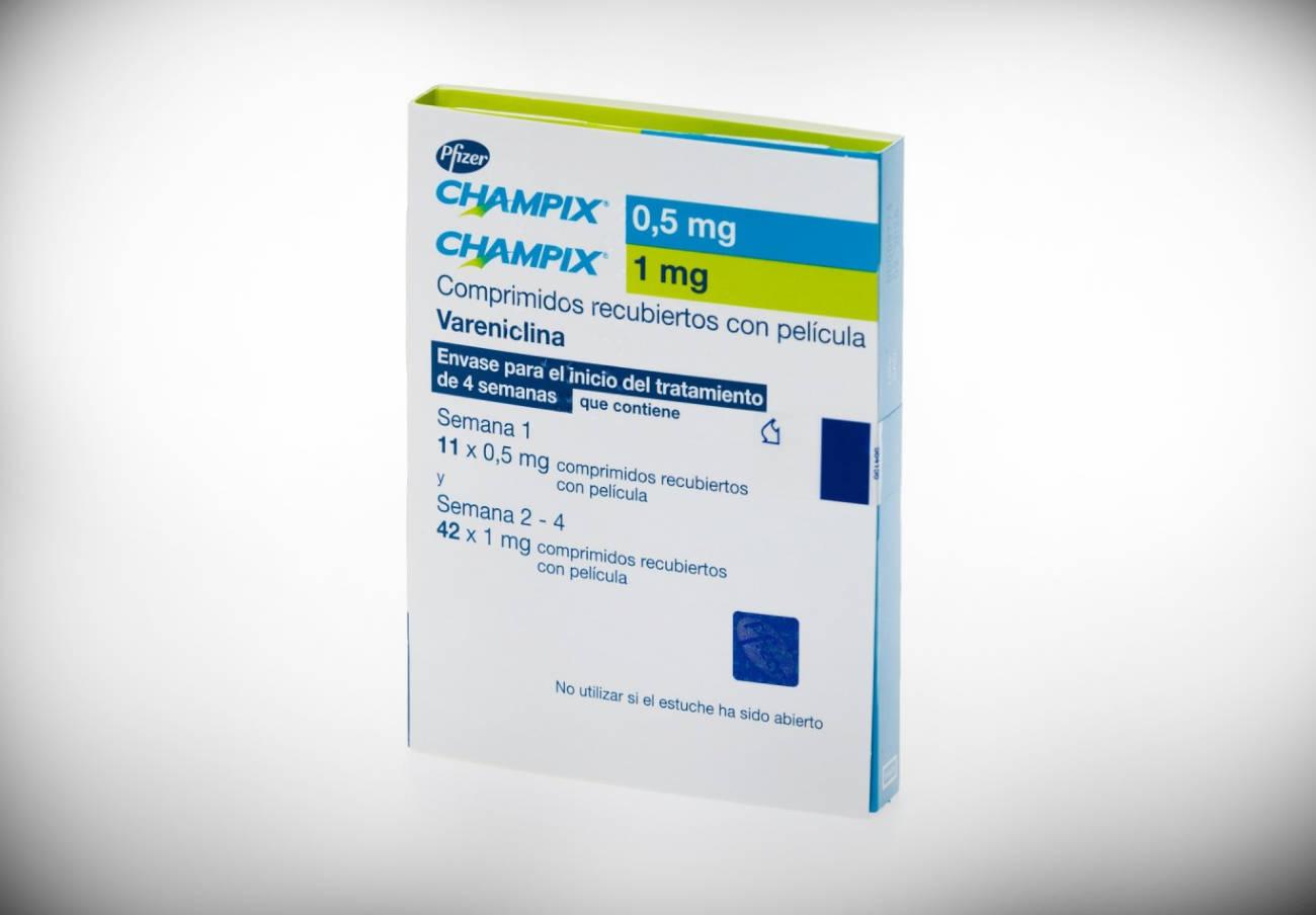 Retiran tres lotes del medicamento para dejar de fumar Champix por presencia de impurezas