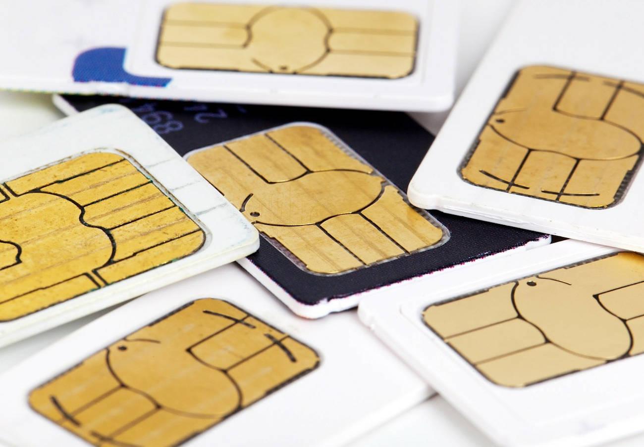 Siete personas detenidas por estafar más de 14.000 euros mediante el duplicado de tarjetas SIM