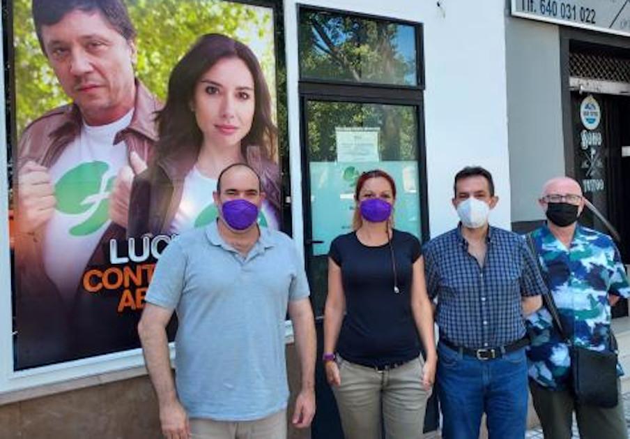 FACUA Extremadura se reúne con Podemos para trasladarle sus reivindicaciones sobre el tarifazo eléctrico