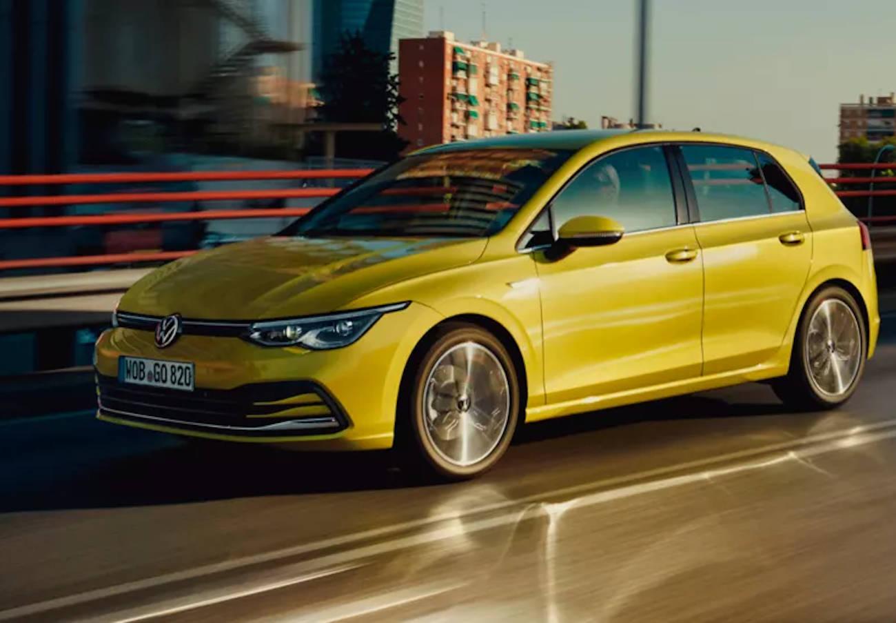 Alertan de un defecto en el sensor de los airbags delanteros del Volkswagen Golf 8