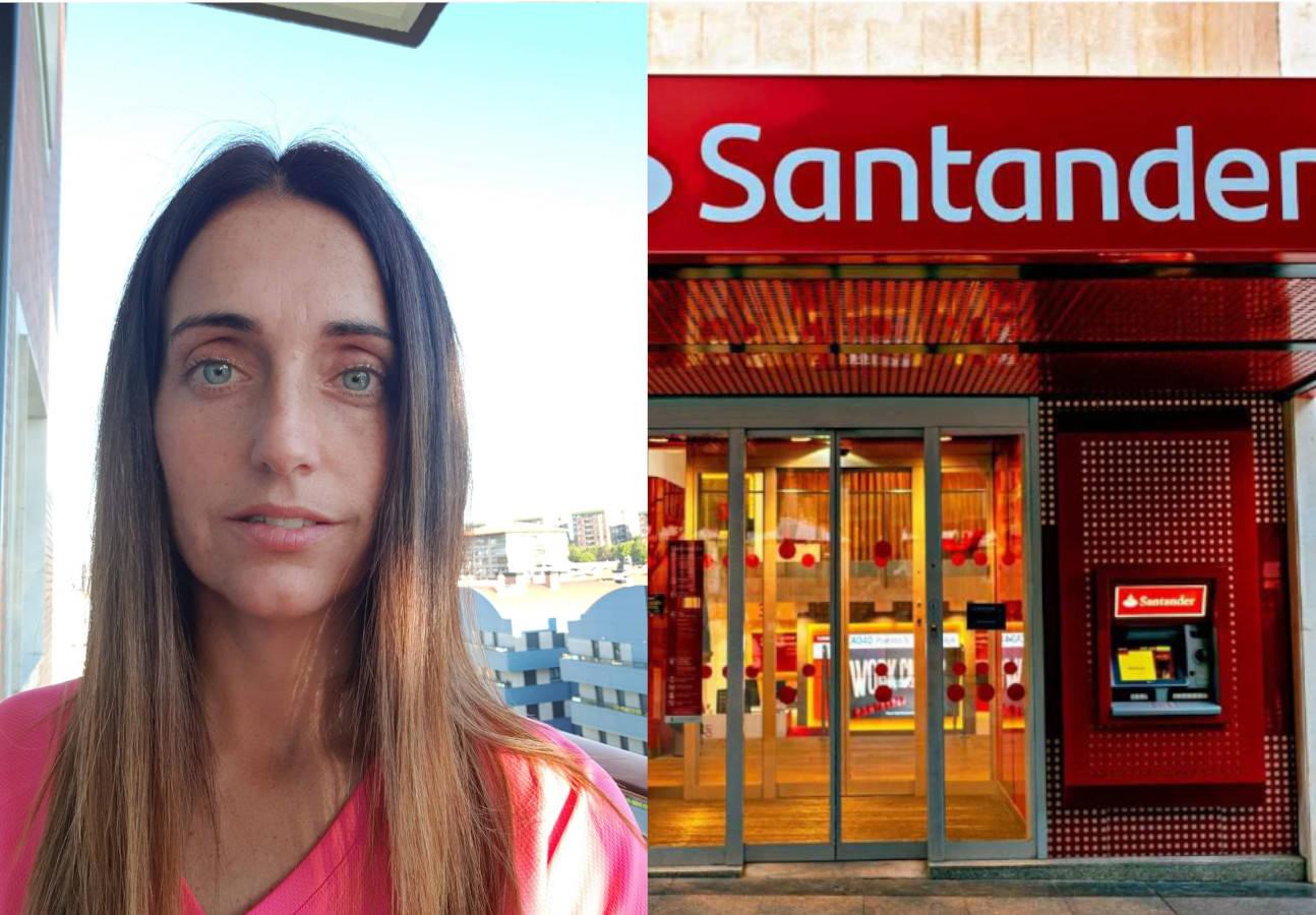 Santander devuelve a una socia de FACUA 2.930 euros cargados fraudulentamente en una web de criptomonedas