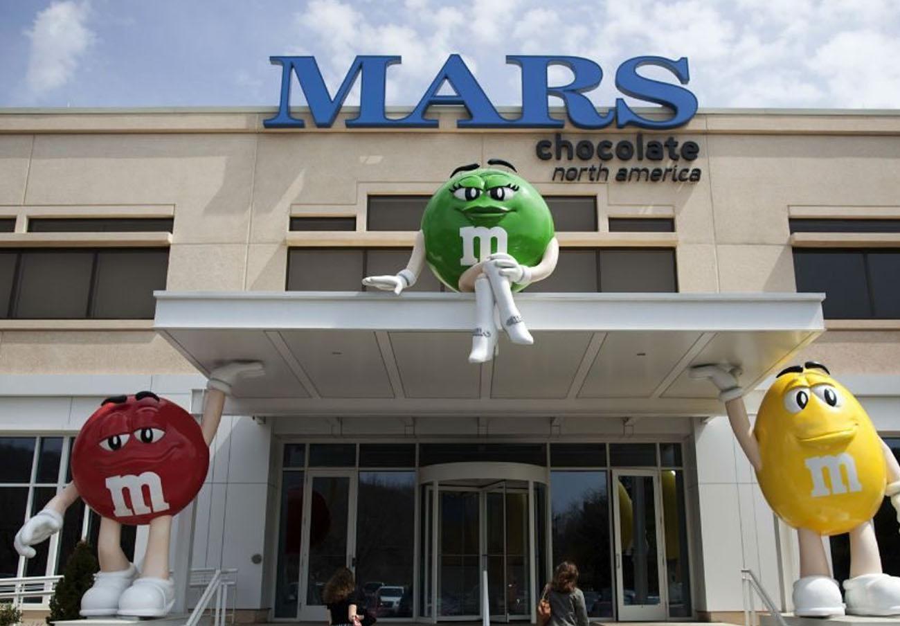 Mars retira varios lotes de helados M&M's, Snickers y Twix por presencia de óxido de etileno