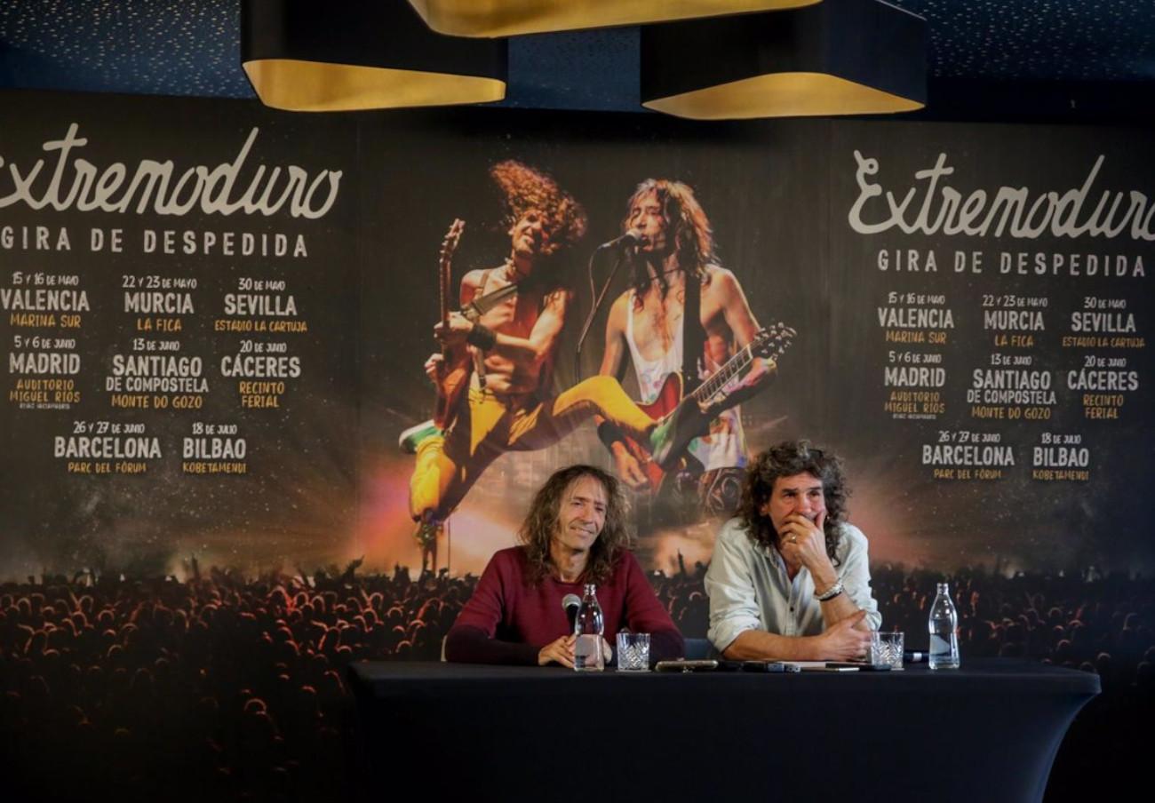 FACUA denuncia a Live Nation por dificultar el reembolso de las entradas de la gira de Extremoduro