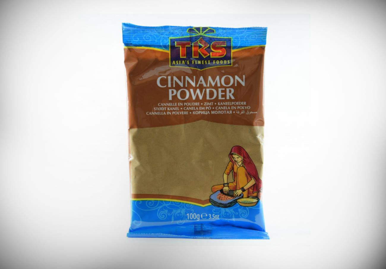 Consumo alerta de la presencia de sulfitos no declarados en canela en polvo marca TRS Asia's Fines Food