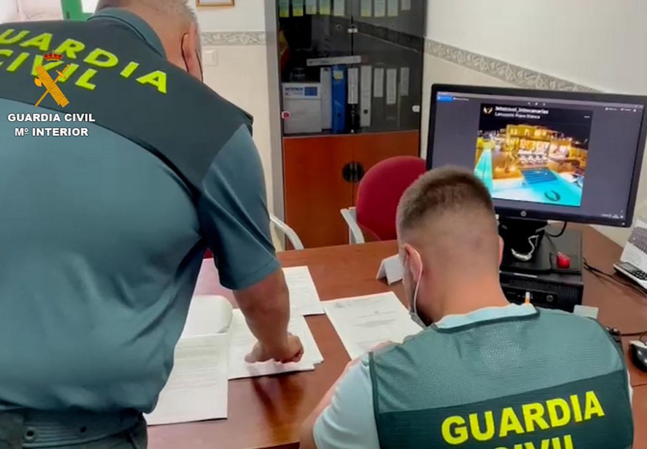Desmantelan en Canarias una red que estafó 70.000 euros con falsos alquileres vacacionales