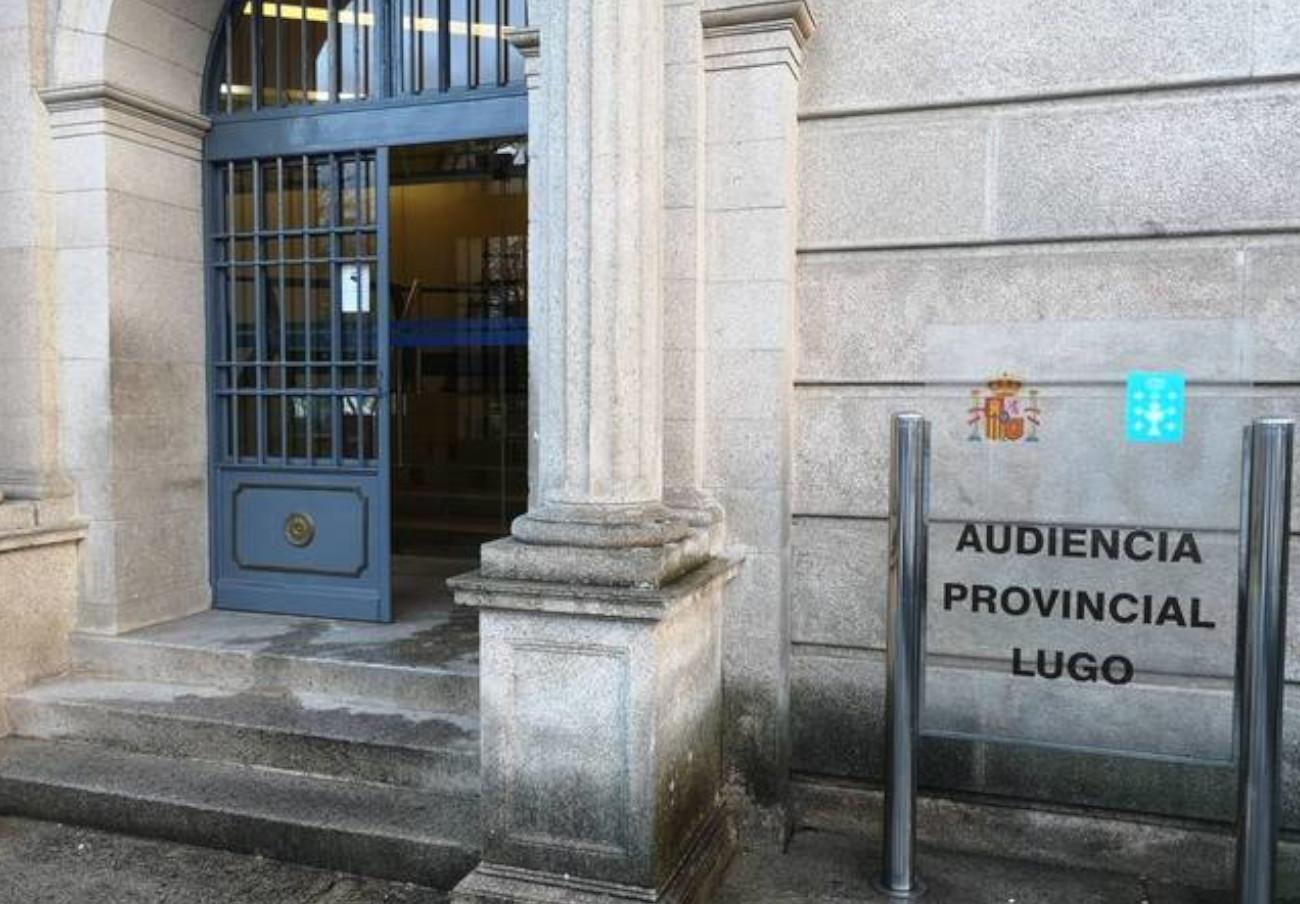 La Audiencia Provincial de Lugo confirma la condena a dos cobradores de morosos por coacciones