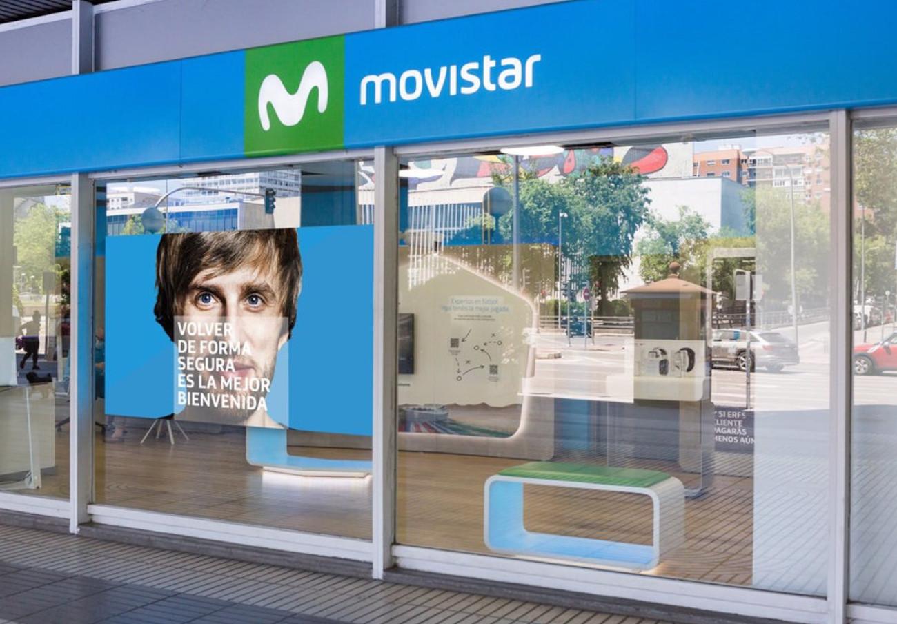 Movistar devuelve más de 500 euros a un usuario tras cobrarle dos servicios de televisión durante 6 meses