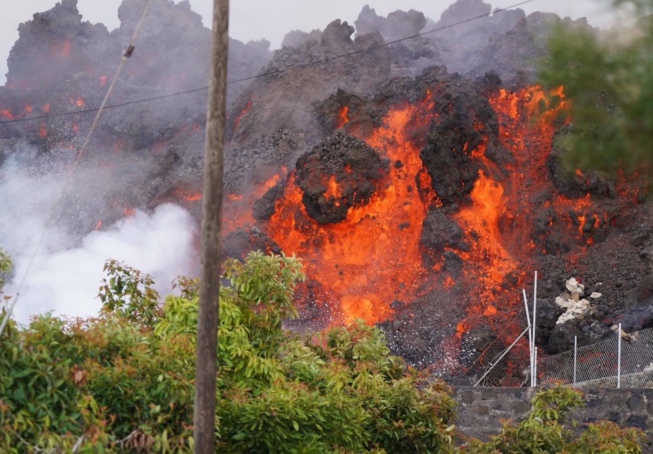 FACUA reclama asistencia psicológica continuada en el tiempo para los afectados del volcán de La Palma