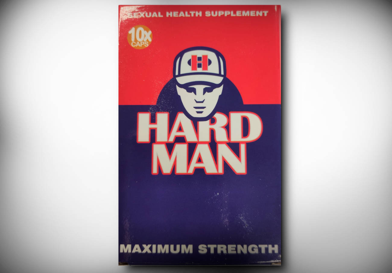 """Hard Man: ordenan la retirada de otro """"complemento alimenticio"""" por contener un principio activo"""