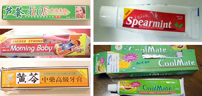 Detectada la sustancia tóxica dietilenglicol en otras tres marcas de dentífricos