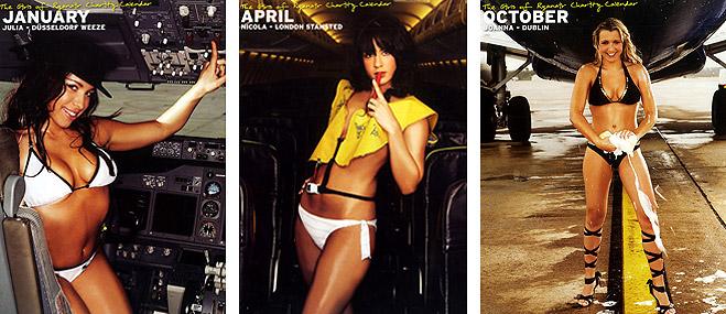 FACUA denuncia a Ryanair por utilizar a sus trabajadoras como reclamos sexuales