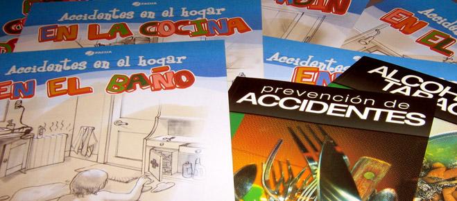 Más de 400 centros educativos difunden dos campañas de FACUA sobre accidentes infantiles y el consumo de alcohol y tabaco