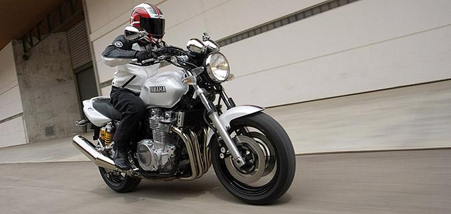 Un problema en motocicletas Yamaha del modelo XJR1300 puede provocar la parada del motor