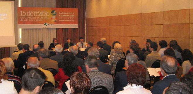 Caser y las promotoras Promaga y MR son las tres empresas distinguidas de forma negativa este año en los premios de FACUA Andalucía