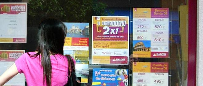 FACUA denuncia a 111 agencias de viajes por anunciar ofertas engañosas