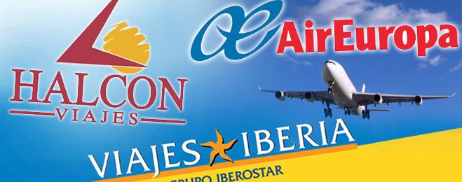 Halc�n Viajes, Air Europa y Viajes Iberia, multadas por publicidad enga�osa tras las denuncias de FACUA