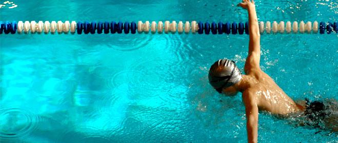 Las piscinas de Sevilla, limpias