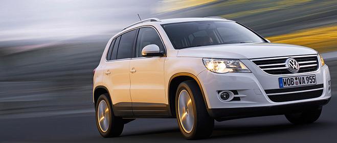 Volkswagen llama a revisión a propietarios de su modelo Tiguan por un defecto que implica riesgo de incendio