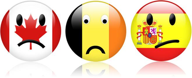 Movistar, una de las tres distribuidoras del iPhone 3G destacadas en negativo por uno de los principales 'blogs' especializados