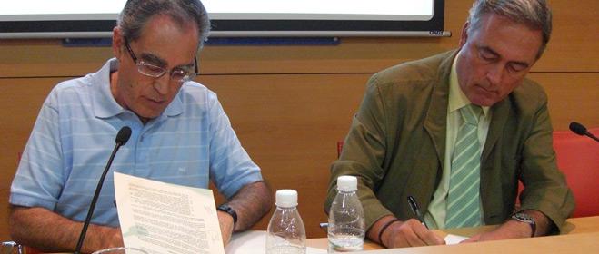 FACUA Andaluc�a y el Consejo Andaluz de Colegios Oficiales de Agentes de la Propiedad Inmobiliaria firman un convenio de colaboraci�n