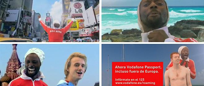 FACUA advierte a Vodafone que la publicidad de sus tarifas de 'roaming' es engañosa