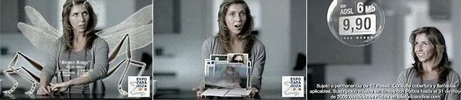 FACUA advierte a Telef�nica que el 'spot' de su nuevo D�o ADSL 6 Megas incurre en publicidad enga�osa