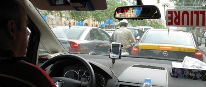 Tarragona, Murcia y Lugo tienen las tarifas de taxis más elevadas de las 41 ciudades analizadas por FACUA